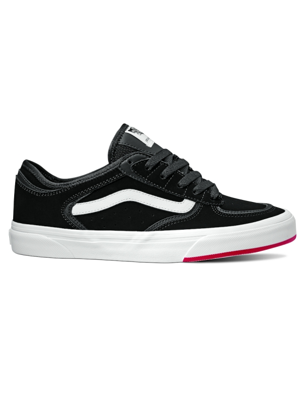 Vans Rowley Classic (black/red)