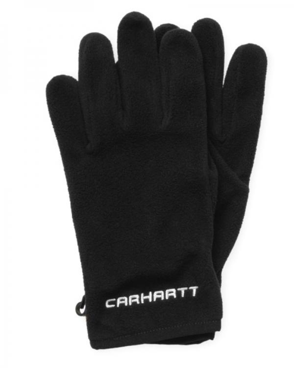 Carhartt WIP Beaufort Gloves (black/reflective)