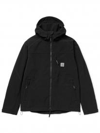 Carhartt WIP Softshell Jacke (black)