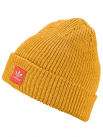 Adidas Joe Logo Beanie (active gold/crema white/active orange)