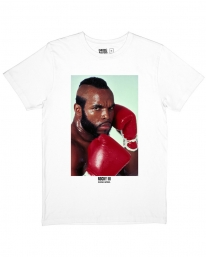 Dedicated Stockholm Clubber Lang T-Shirt (white)