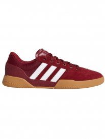 Adidas City Cup (collegiate burgundy/cloud white/gum4)