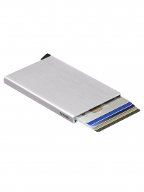 Secrid Cardprotector (brushed silver)