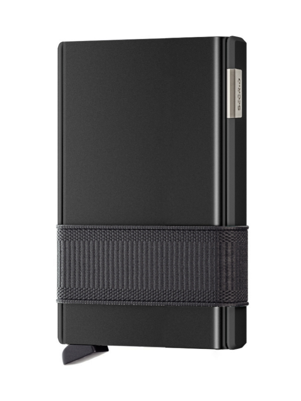 Secrid Cardslide (black/black)