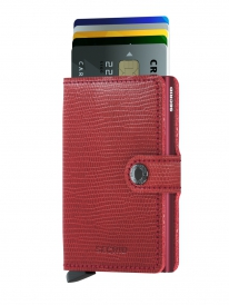 Secrid Miniwallet (rango red bordeaux)
