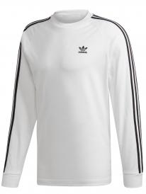Adidas 3 Stripes Longsleeve (white)