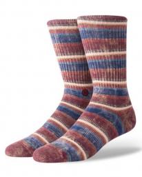 Stance Sarthe Socken (maroon)