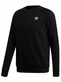 Adidas Essential Crew Sweater (black/white)