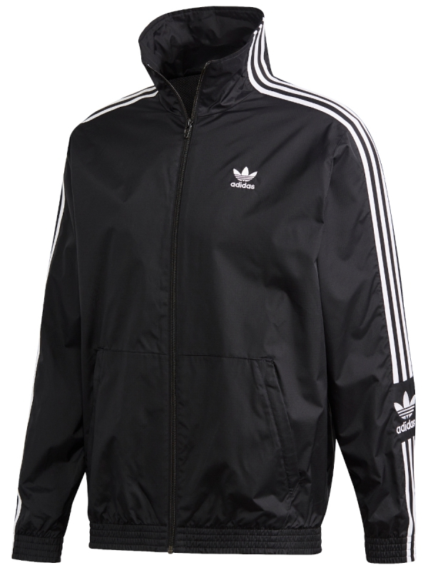 Adidas Lock Up Tracktop Jacke (black)