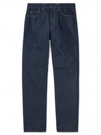 Carhartt WIP Pontiac Pant (blue rinsed)