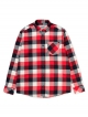 Carhartt WIP Keagan Hemd (keagan check/etna red)