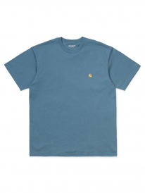 Carhartt WIP Chase T-Shirt (mossa/gold)
