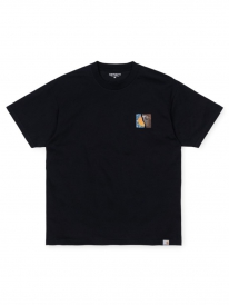 Carhartt WIP Backpages T-Shirt (black)
