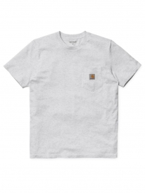 Carhartt WIP Pocket T-Shirt (ash heather)