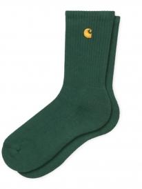 Carhartt WIP Chase Socken (treehouse/gold)