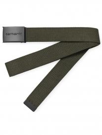 Carhartt WIP Clip Tonal Gürtel (cypress)