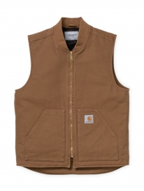 Carhartt WIP Classic Vest (hamilton brown rinsed)