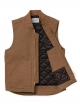 Carhartt WIP Classic Vest (hamilton brown rinsed)