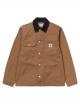 Carhartt WIP Michigan Coat (hamilton brown rinsed)