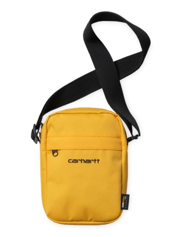 Carhartt WIP Payton Shoulder Pouch (sunflower/black)