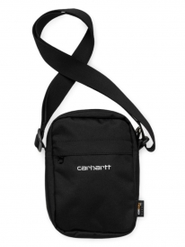 Carhartt WIP Payton Shoulder Pouch (black/white)