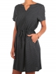 Iriedaily Blurred Dress (black)