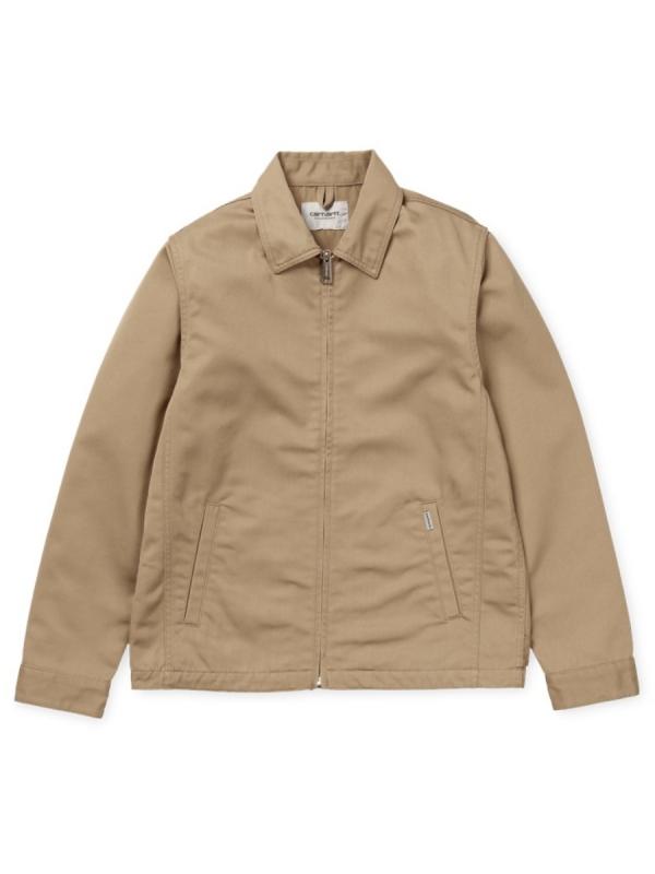 Carhartt WIP Modular Jacke (leather rinsed)
