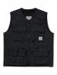 Carhartt WIP Elmwood Vest (black)