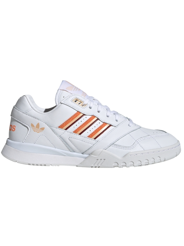 Adidas A.R. Trainer W (white/amber tint/glow orange)