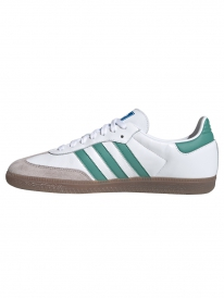 Adidas Samba OG (white/FUTURE HYDRO F10/clear granite)
