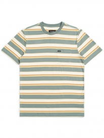 Brixton Hilt Pocket T-Shirt (cypress)