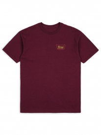 Brixton Stith T-Shirt (burgundy/red)