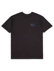 Brixton Stith T-Shirt (washed black/blue)