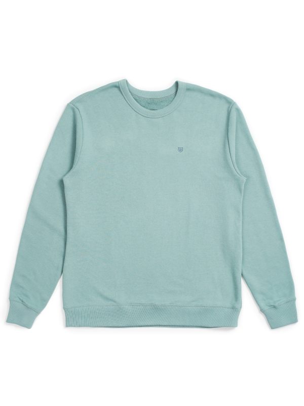 Brixton B-Shield Sweater (jade)