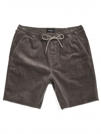 Brixton Madrid II Cord Short (charcoal)