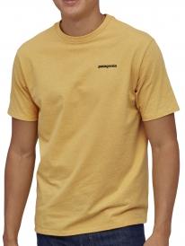 Patagonia Fitz Roy Horizons Responsibili T-Shirt (surfboard yellow)