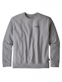 Patagonia P6 Label Uprisal Sweater (gravel heather)