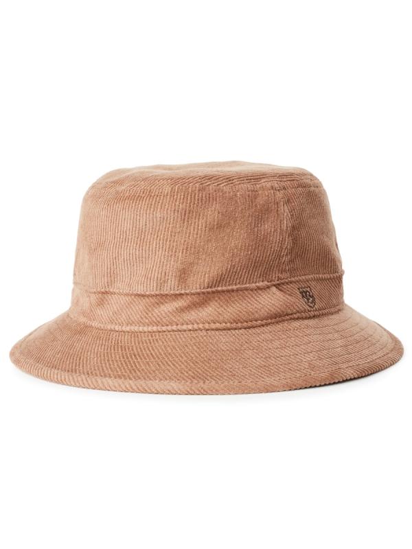 Brixton B-Shield Cord Bucket Hat (hide)