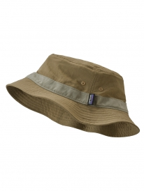Patagonia Wavefarer Bucket Hat (ash tan)