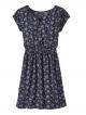 Patagonia W June Lake Dress (sweat peas/new navy)