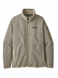 Patagonia W Better Sweater Fleece Jacket (pelican)