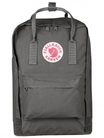 "Fjällräven Kanken Laptop 15"" Rucksack (super grey)"