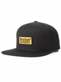 Brixton Palmer II Cap (black/gold)