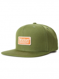 Brixton Palmer II Cap (cypress)