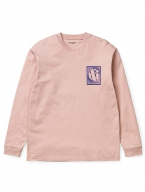 Carhartt WIP Foundation Longsleeve (powdery/blue)
