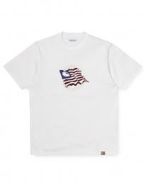 Carhartt WIP US C T-Shirt (white)