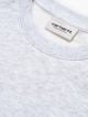 Carhartt WIP W Script Embroidery Sweater (ash heather/lime)