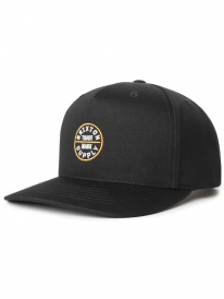 Brixton Oath 110 MP Cap (black/gold)