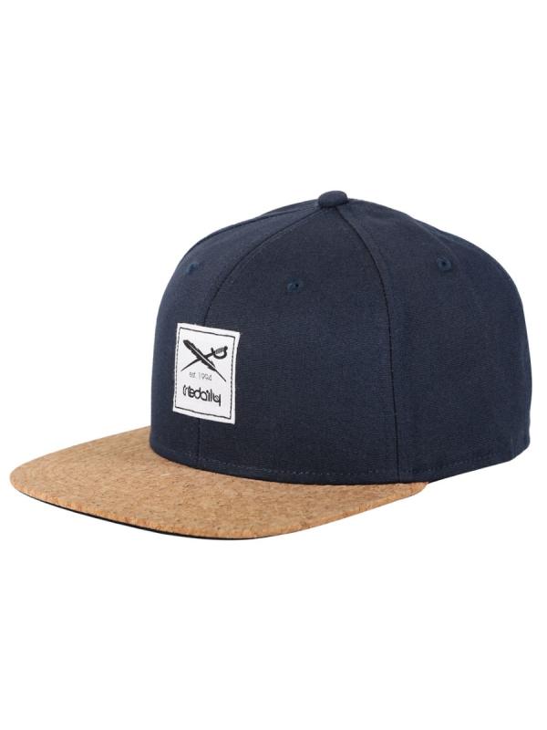 Iriedaily Exclusive Cork Cap (navy)