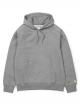 Carhartt WIP Chase Hoodie (heather grey/gold)